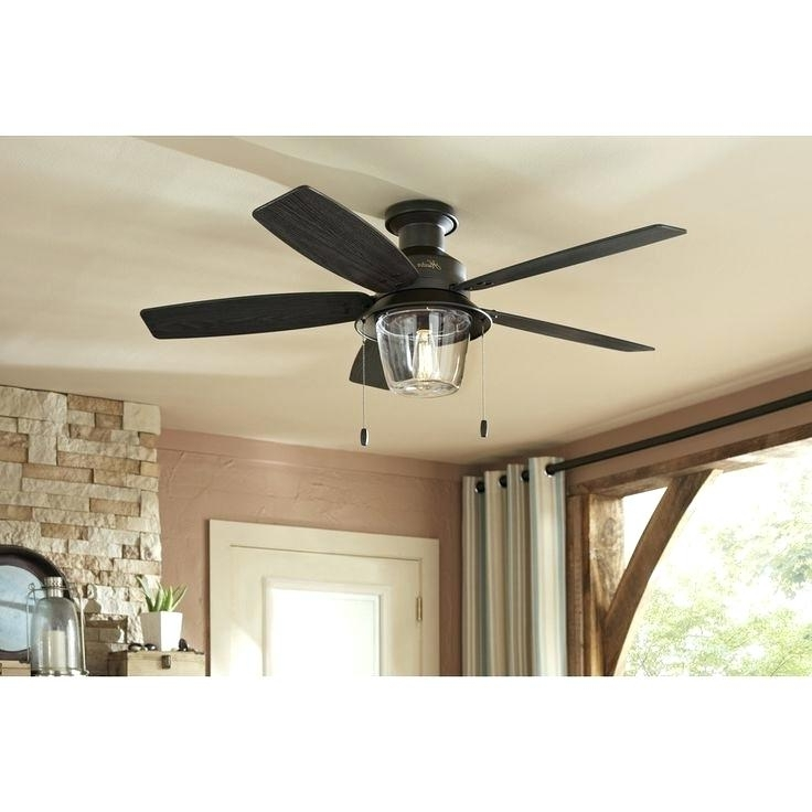 Outdoor Fan With Light Image Of Outdoor Ceiling Fans With Lights 42 Pertaining To Latest Hunter Outdoor Ceiling Fans With Lights (View 9 of 15)
