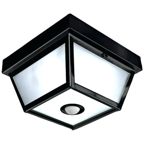Outdoor Motion Sensor Ceiling Light Stonescapeco Outdoor Motion For Recent Outdoor Ceiling Fans With Motion Sensor Light (View 8 of 15)