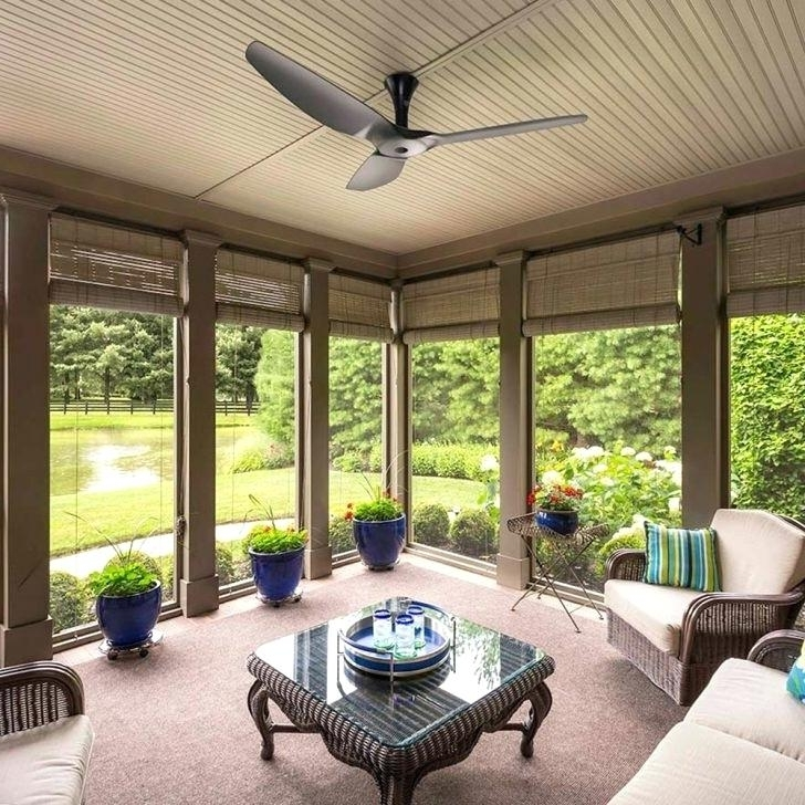 Outdoor Porch Ceiling Fans Medium Size Of Ceiling Ceiling Fans Porch With Favorite Enclosed Outdoor Ceiling Fans (View 14 of 15)