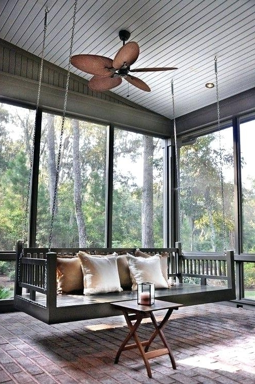 Outdoor Porch Ceiling Fans Outdoor Ceiling Fan Pergola Ceiling Fan Intended For Well Liked Outdoor Ceiling Fan Under Deck (View 11 of 15)