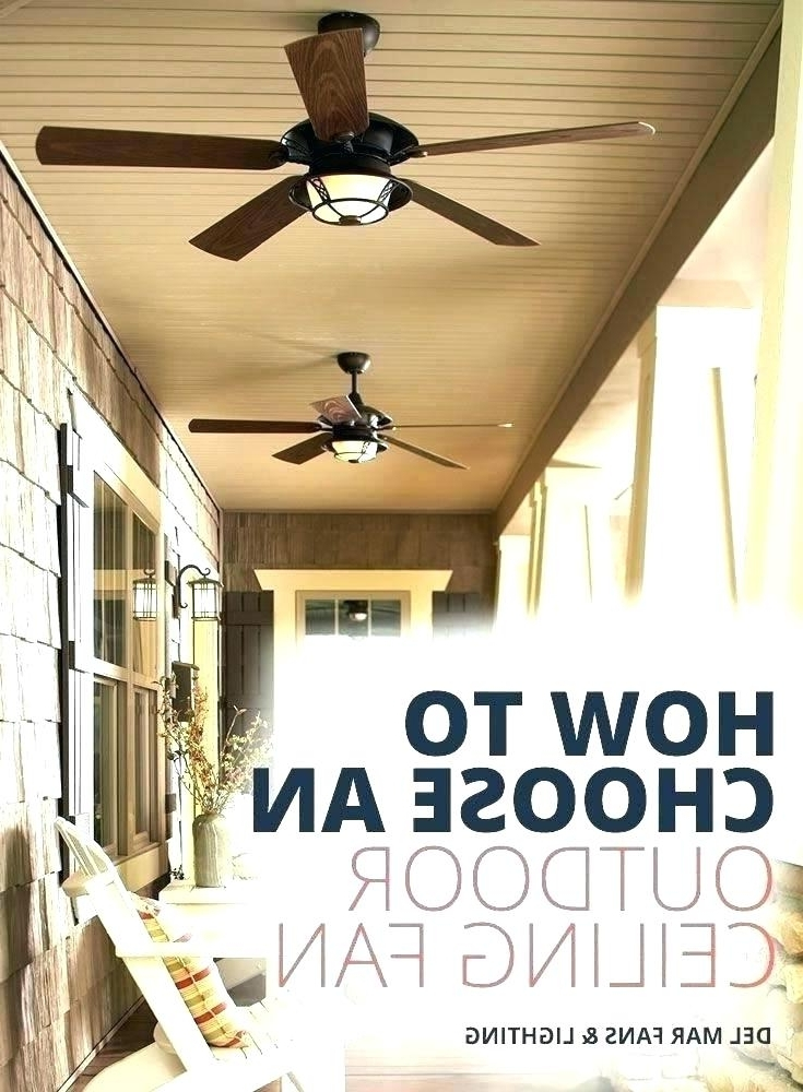 Outdoor Porch Ceiling Fans Outdoor Ceiling Fan Pergola Ceiling Fan Within Popular Outdoor Ceiling Fans For Decks (View 8 of 15)