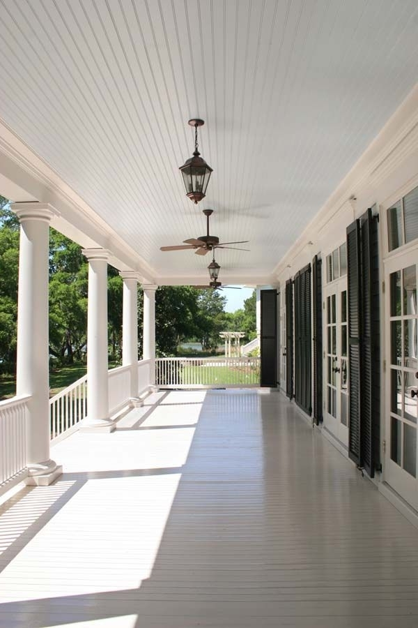 Outdoor Porch Ceiling Fans With Lights Regarding Well Known Front Porch Ceiling Lights – Tariqalhanaee (View 12 of 15)
