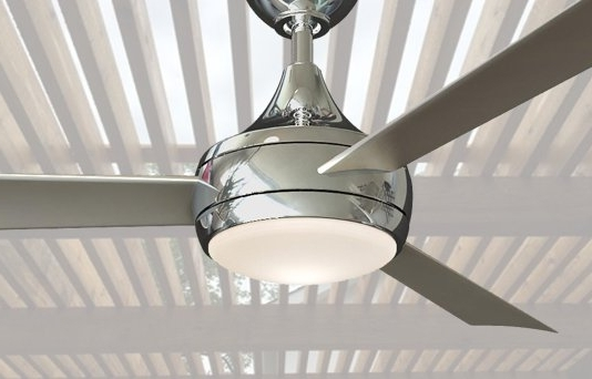 Outdoor Waterproof Ceiling Fans With Lights Modern Residence Ul Wet With Latest Damp Rated Outdoor Ceiling Fans (View 12 of 15)
