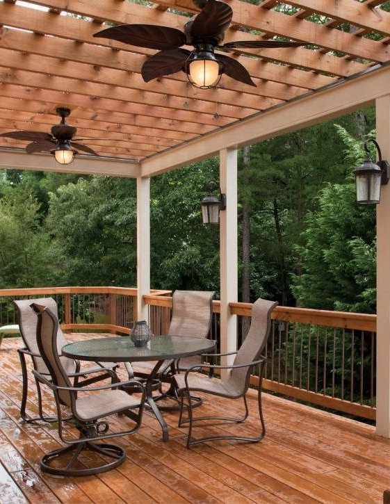 Outdoor With Outdoor Ceiling Fans For Decks (View 12 of 15)