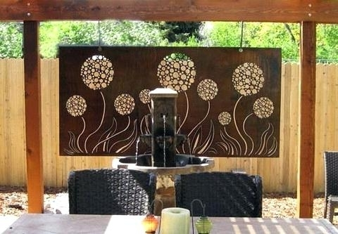 Outdoor Wood Wall Art Wall Art Ideas Design Contemporary Outdoor Within Most Current Contemporary Outdoor Wall Art (View 9 of 15)