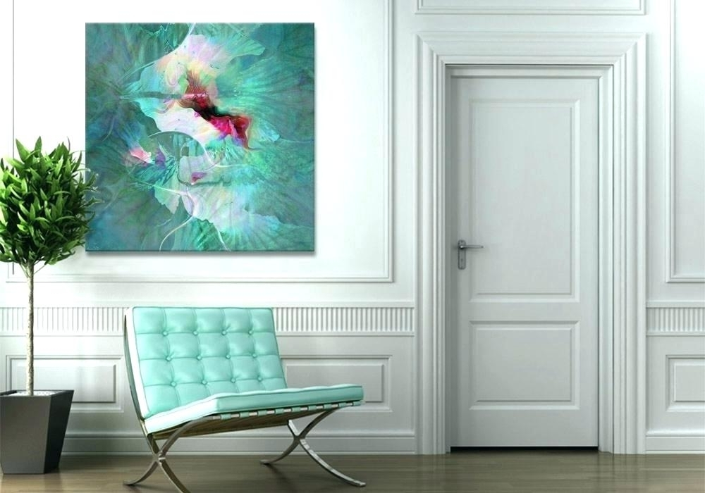 Oversized Abstract Wall Art With Trendy Oversized Paintings Real Oversized Modern Abstract Wall Art Art (View 10 of 15)