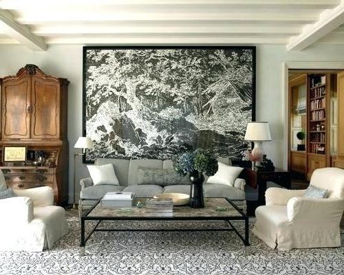 Oversized Framed Wall Art Intended For Famous Oversized Framed Art – Topsee (View 9 of 15)