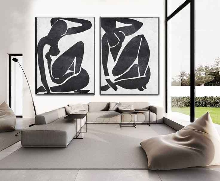 Oversized Modern Wall Art For Well Known Oversized Modern Wall Art 3 Piece World Map Canvas Print On Gray (View 3 of 15)