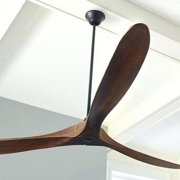 Oversized Outdoor Ceiling Fans With Regard To Well Liked Oversized Ceiling Fans Large Outdoor Ceiling Fans Giant Industrial (View 10 of 15)
