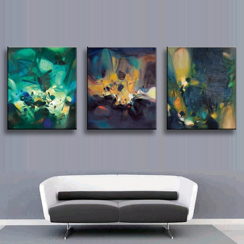 Paintings For Office Walls Wall Paintings For Living Room Office Pertaining To Well Liked Abstract Office Wall Art (View 13 of 15)