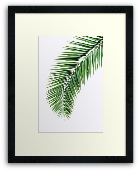 Palm Leaf Wall Art Inside 2018 Palm Leaf Wall Decor, Printable Leaf Palm, Printable Palm Leaf, Palm (View 7 of 15)