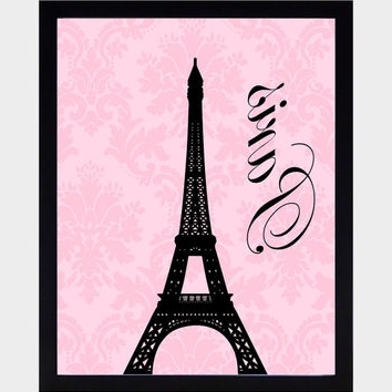 Paris Theme Nursery Wall Art With Most Recently Released Best Baby Room Nursery Themes Products On Wanelo (View 11 of 15)
