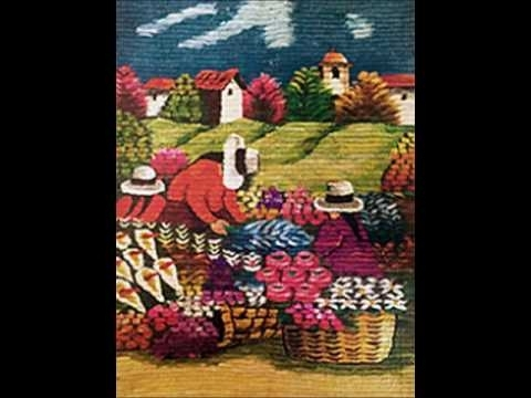 Peruvian Wall Art Intended For Most Recently Released Wall Peruvian Tapestries Wall Decor Peruvian Tapestries – Youtube (View 9 of 15)