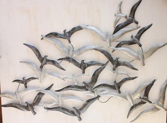 Featured Photo of Flock Of Birds Wall Art