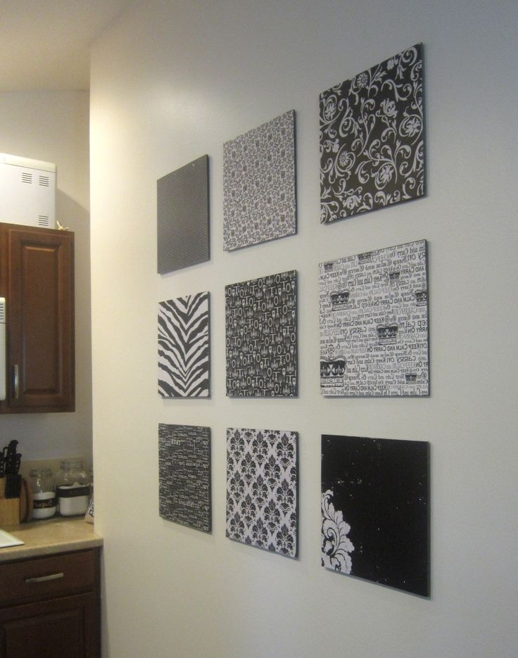 Pinterest Diy Wall Art Inside Favorite Wonderful Diy Living Room Wall Decor 17 Best Ideas About Diy Wall (View 12 of 15)