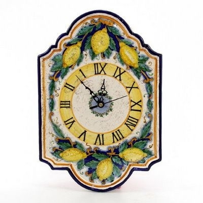 Pinterest For 2017 Italian Ceramic Wall Clock Decors (View 10 of 15)