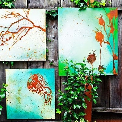 Pinterest Within Most Recently Released Diy Garden Wall Art (View 14 of 15)