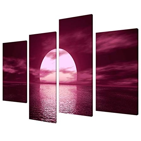 Plum Wall Art With Trendy Extra Large Plum Canvas Wall Art Pictures 130Cm Wide Prints Xl  (View 12 of 15)