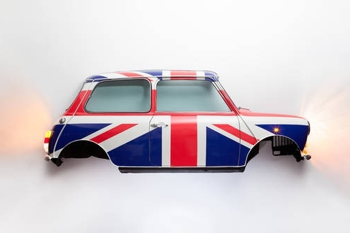 Popular 1985 Classic Mini Wall Art For Sale (View 11 of 15)