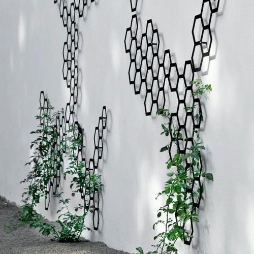 Popular 25 Incredible Diy Garden Fence Wall Art Ideas For Diy Garden Wall Art (View 15 of 15)