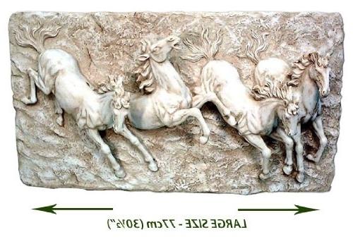 Popular 3D Horse Wall Art – Elitflat Inside 3D Horse Wall Art (View 13 of 15)