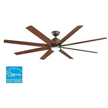 Featured Photo of 72 Inch Outdoor Ceiling Fans With Light