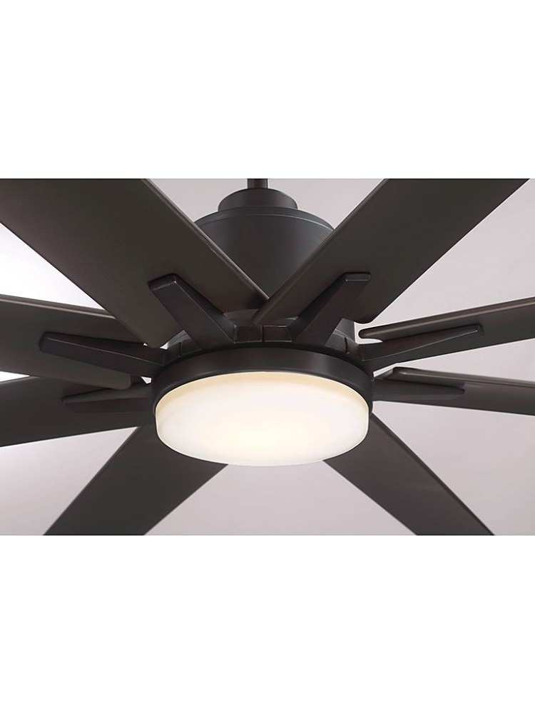 Popular 72 Predator Bronze Outdoor Ceiling Fans With Light Kit Regarding Fascinating 72 Inch Ceiling Fan At Savoy House 5045 813 13 Bluffton (View 10 of 15)