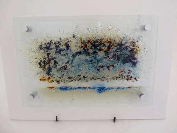 Popular Abstract Fused Glass Art Wall Art Amazing Idea For Glass Wall Art Inside Abstract Fused Glass Wall Art (View 5 of 15)
