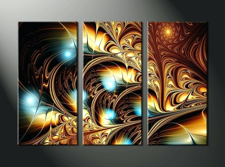 Popular Big Abstract Wall Art Large Abstract Wall Art Canada – Chastaintavern (View 10 of 15)