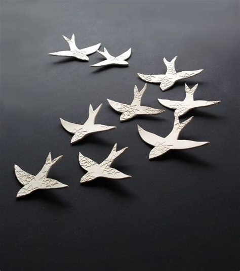 Popular Ceramic Wall Birds Buy Cheap Ceramic Wall Birds, Ceramic Intended For Widely Used Ceramic Bird Wall Art (View 9 of 15)
