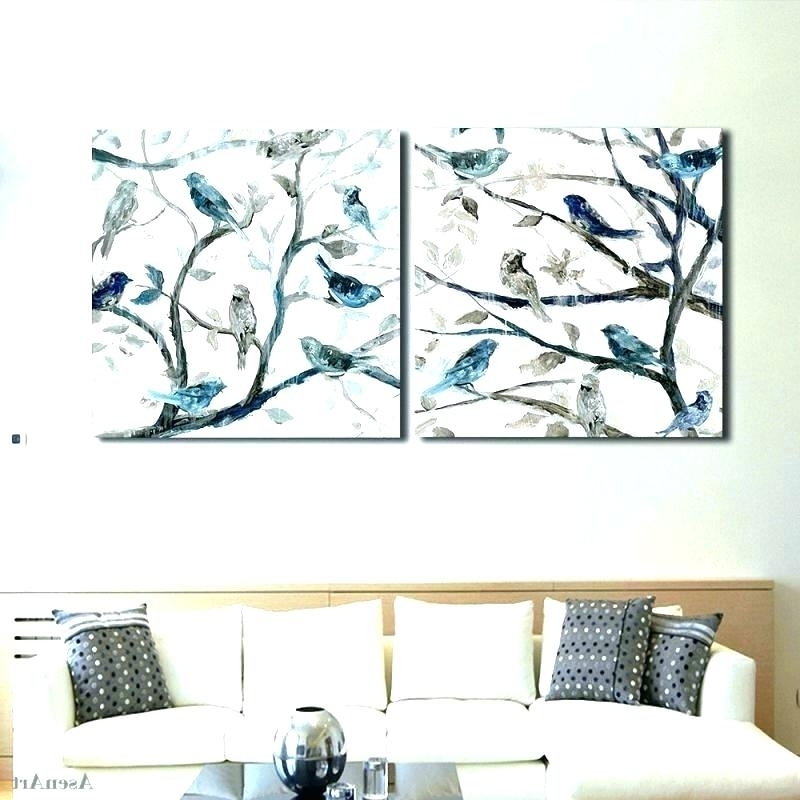 Popular Cheap Wall Art Sets Within Wall Art Set Of 2 Cheap Canvas Sets 5 – Chann (View 11 of 15)