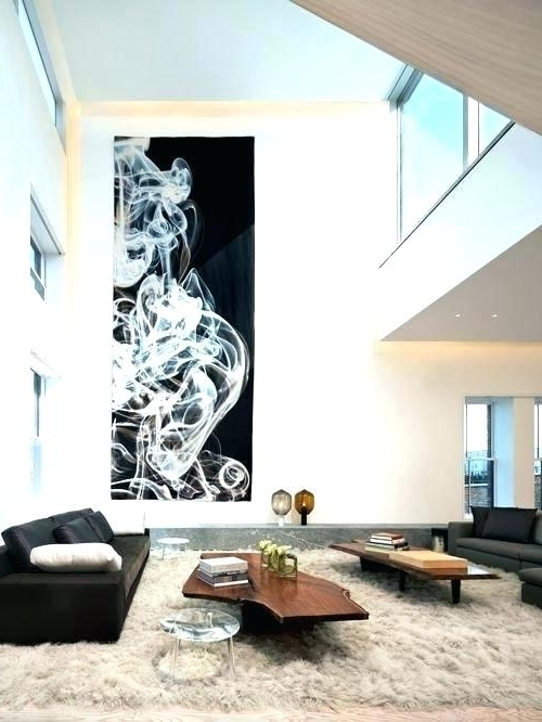 Popular Cool And Opulent Horizontal Wall Decor Interior Home Large Art With Regard To Large Horizontal Wall Art (View 13 of 15)