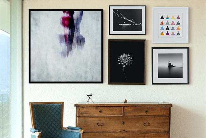 Popular Extra Large Framed Wall Art Intended For Large Framed Pictures For Living Room Lovely Idea Large Framed Wall (View 5 of 15)