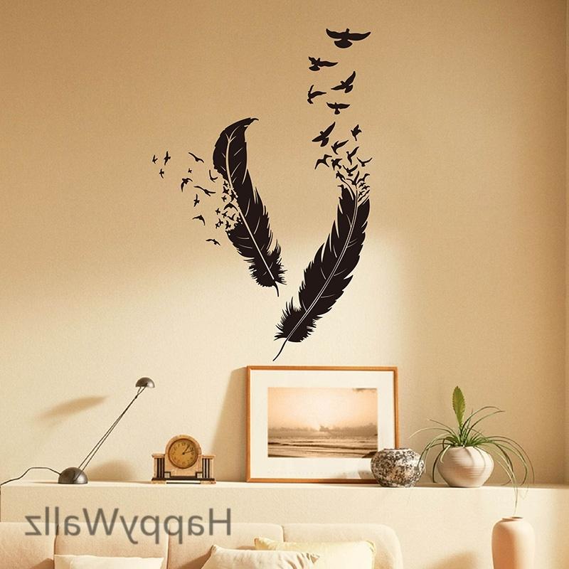 Featured Photo of Modern Vinyl Wall Art