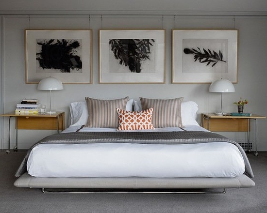 Popular Over The Bed Wall Art For 17 Inspiring Ideas For The Wall Art Above Your Bed – Style Motivation (View 7 of 15)