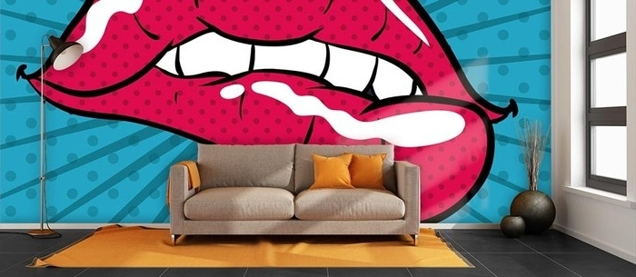 Featured Photo of Pop Art Wallpaper For Walls