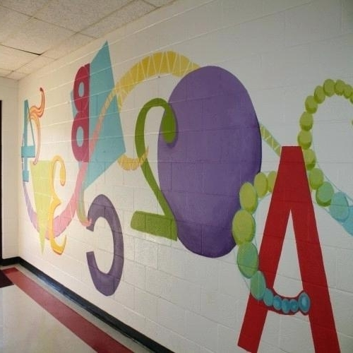Featured Photo of Preschool Wall Art