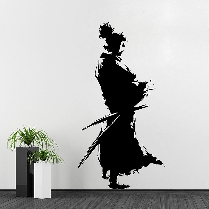 Featured Photo of Samurai Wall Art