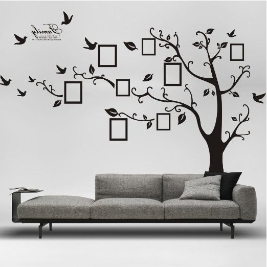 Popular Wall Stickers At W Wall Decor Stickers Walmart With Metal Wall Decor Within Walmart Wall Stickers (View 7 of 15)