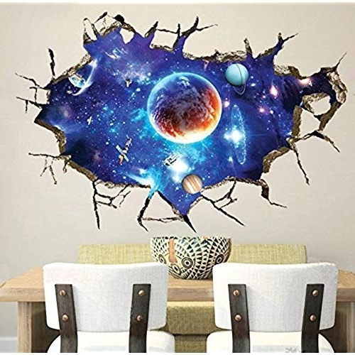 Preferred 3D Effect Wall Art Throughout 3D Effect Wall Decor: Amazon (View 13 of 15)