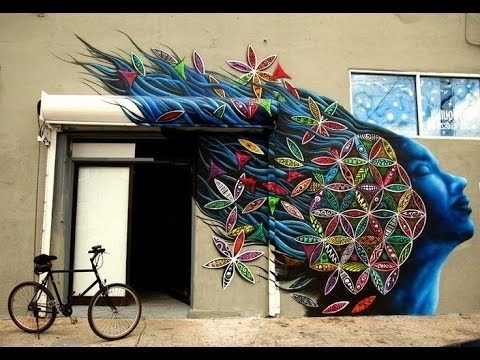 Preferred 3D Wall Art Illusions with Fantastic 3D Wall Painting Art-Incredible 3D Illusions Compilation