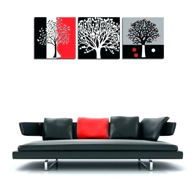 Preferred 6 Piece Canvas Wall Art Fashion Oil Painting Decor 6 Family Rules 6 Pertaining To 3 Pc Canvas Wall Art Sets (View 8 of 15)