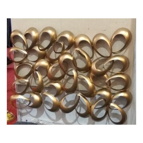 Preferred Abstract Iron Wall Art With Regard To Abstract Metal Wall Art At Rs 6500 /piece (View 5 of 15)