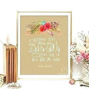 Preferred Bible Verses Framed Art With Bible Verses Framed Art Bible Verse Framed Art Shop Bible Verse (View 14 of 15)