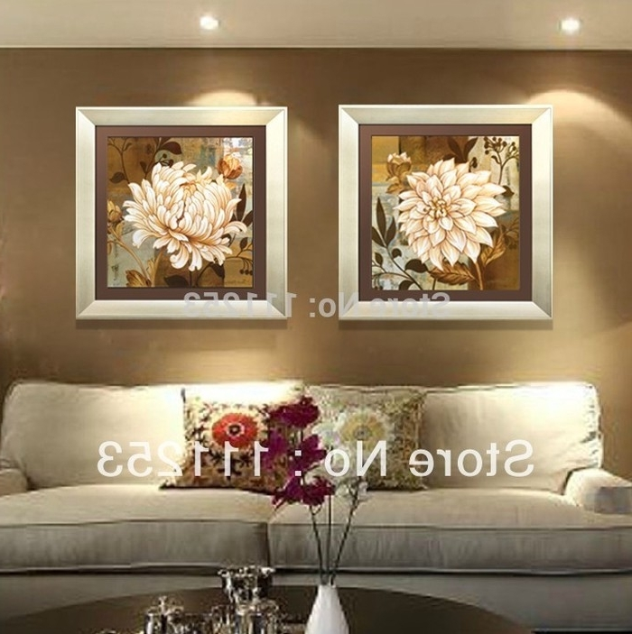 Preferred Brown Framed Wall Art With (View 4 of 15)