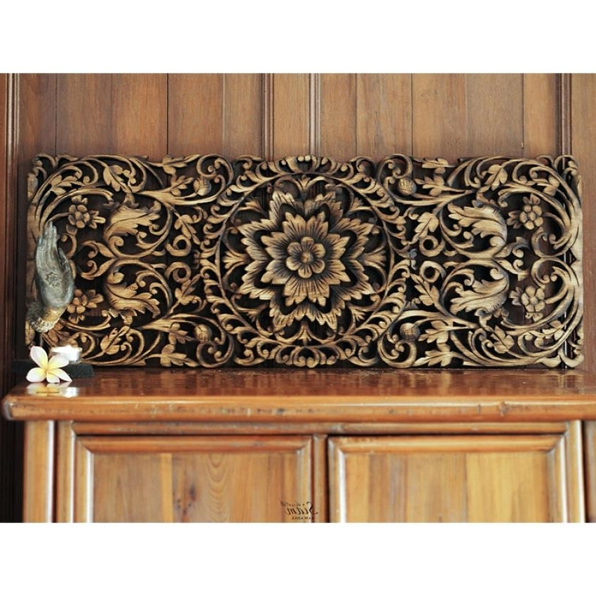 Preferred Carved Wall Art Carved Wood Wall Art Panels Luxury Unique Wood With Wood Carved Wall Art Panels (View 11 of 15)
