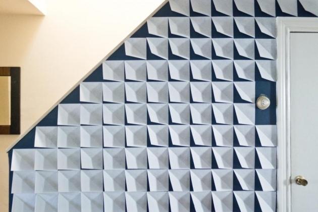 Preferred Diy 3D Paper Wall Art Inside 27 Amazing Diy 3D Wall Art Ideas (View 14 of 15)
