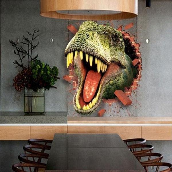 Preferred Fantastical 3D Dinosaur Wall Art Designing Home Brachiosaurus 3D Within Beetling Brachiosaurus Dinosaur 3D Wall Art (View 13 of 15)