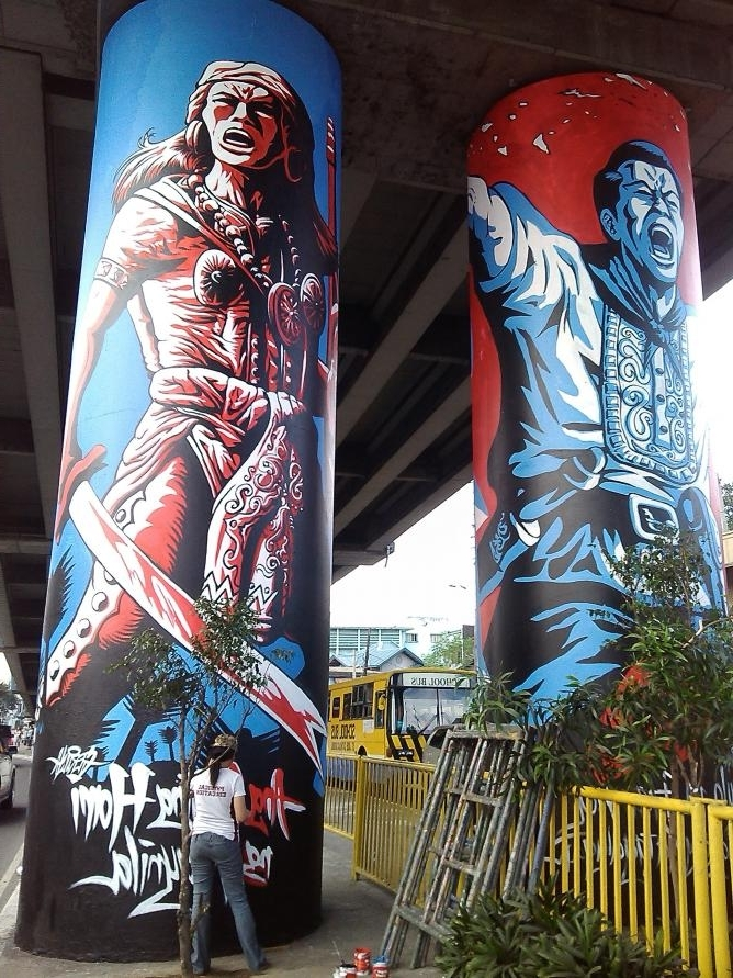 Preferred Filipino Wall Art Within The 10 Best Places In Manila To See Street Art (View 10 of 15)