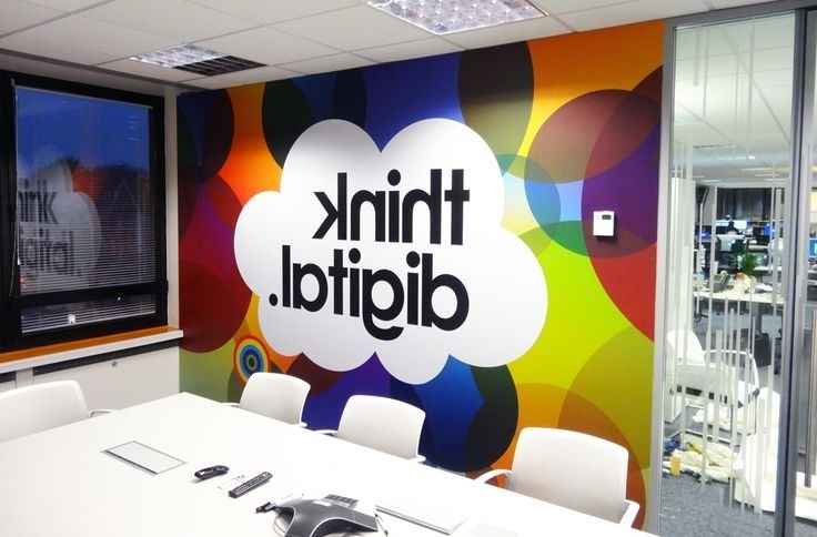 Preferred Graphic Design Wall Art With Color Wall Graphic Design Wall Stickers – Google Search (View 7 of 15)